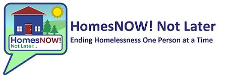 HomesNow! Logo